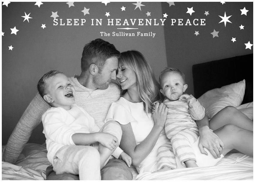 NBC Studio 5: Christmas Card ideas + Minted Giveaway » Kate Pease ...